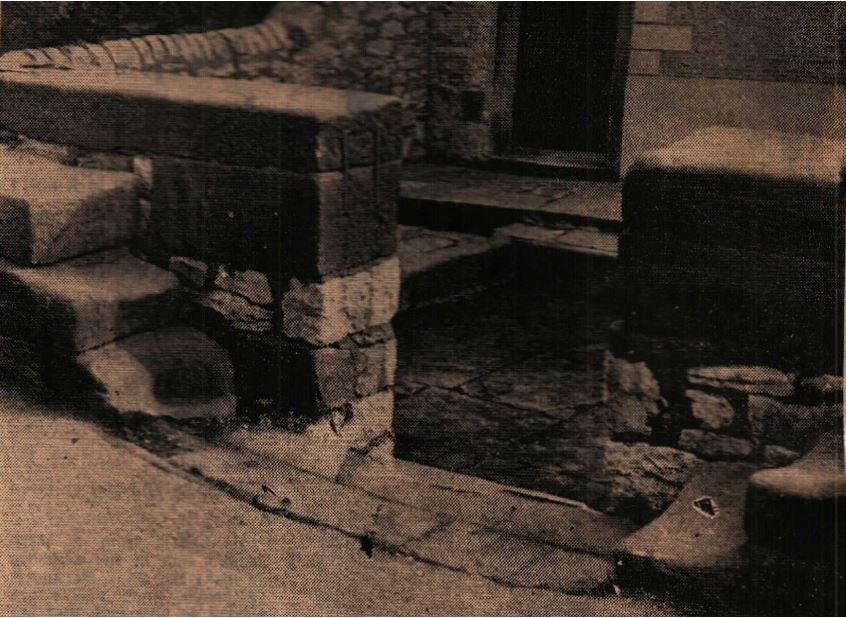 1966-11-2 Well in Wellgate  2