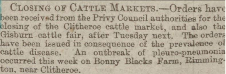 1882-02-11 Cattle disease at Bonny Blacks , Rimington