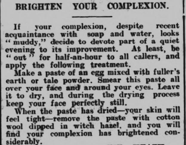 1936-05-29 ladies; it's cheaper than Boots