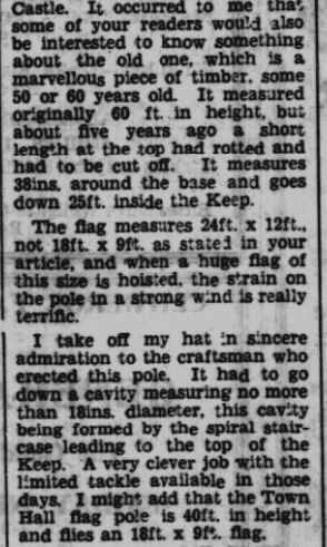 1951-05-25 lesson in flagpoles