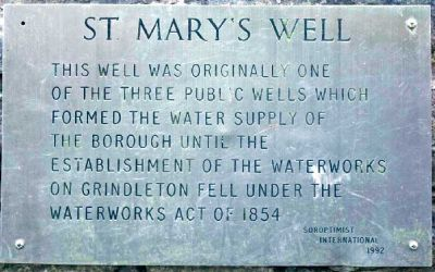 St Mary's Well
