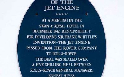 Development of the Jet Engine in Clitheroe